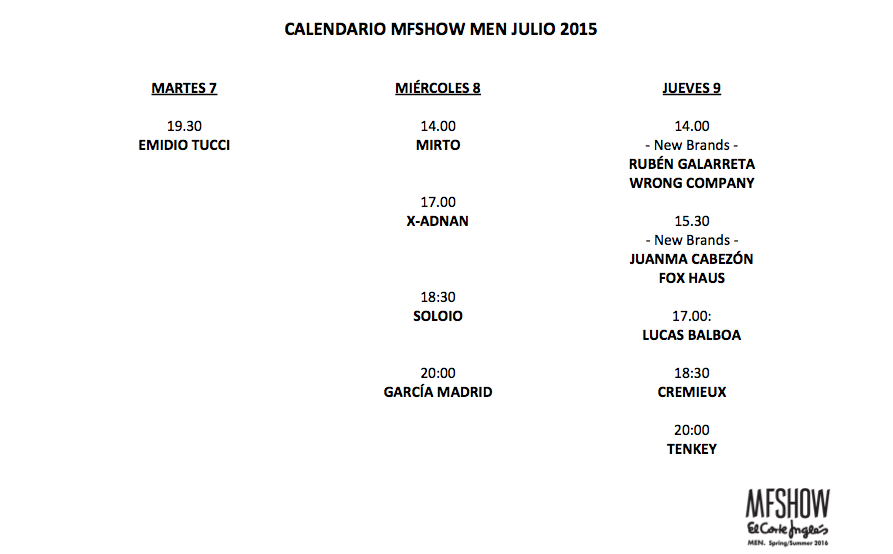 Calendario-MFSHOW
