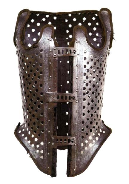 corset de metal